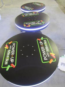(3) MOD-1430 Charging Tables with Graphics and USB Ports